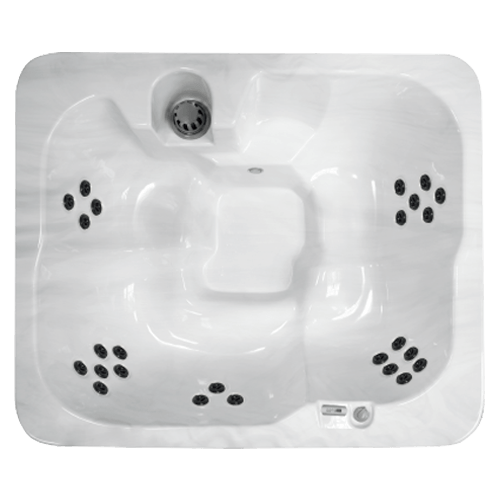 Hot Tub Arctic Spas Timberwolf